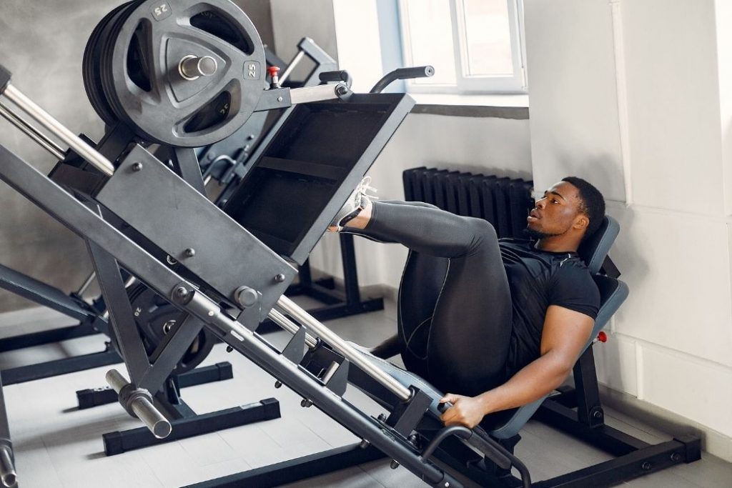 How to Gain Weight in Your Legs with Exercise